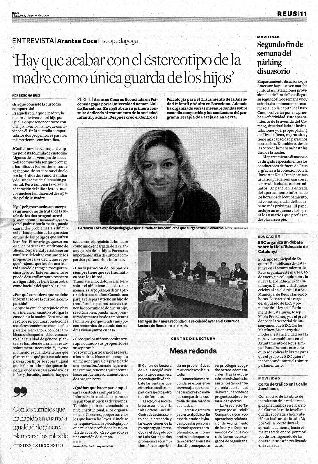 estructura entrevista: